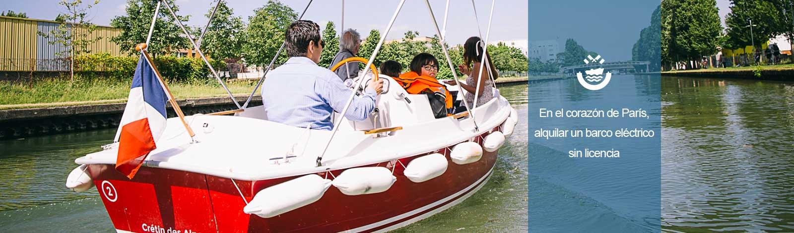 Actividad familiar sobre el agua