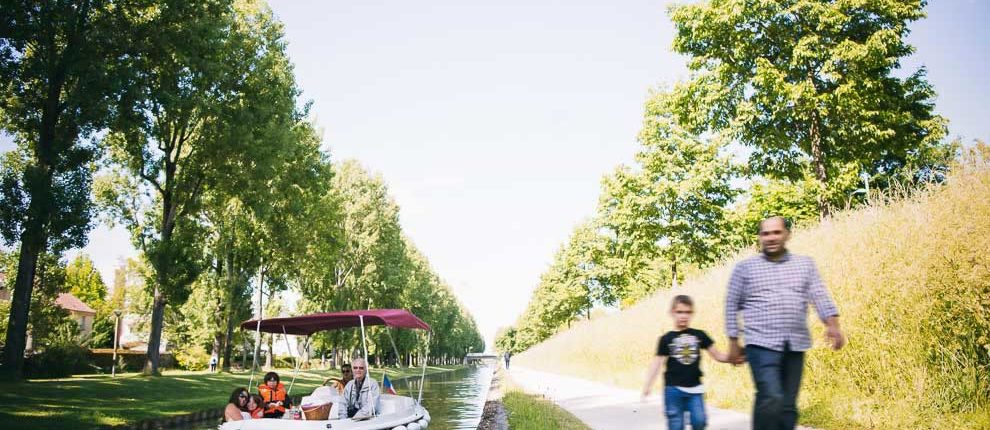 Cambio de escenario a lo largo del Marne
