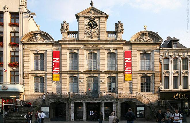 El teatro de Lille
