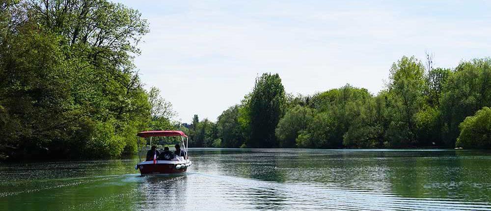 Itinerario 3H en Meaux: observe la riqueza de los bordes de Marne