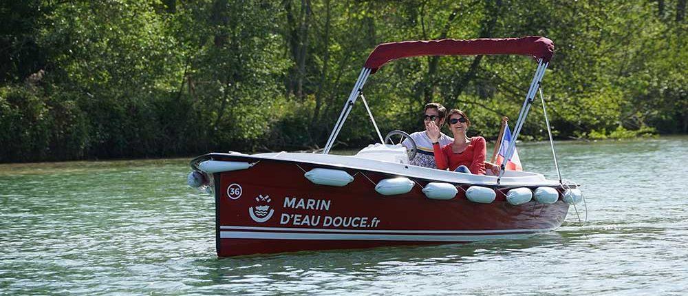 Itinerario 3H en Meaux Tome un crucero romántico a bordo de nuestros barcos eléctricos