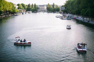 Itinerario cuenca de la Villette