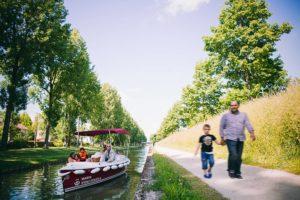 Itinerario Parque Bergère