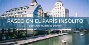 Paseo en el Paris insolito