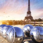 Petanca en Paris