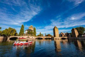 Reserve su barco en Strasbourg