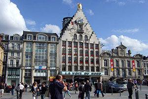 Reserve su barco en Lille