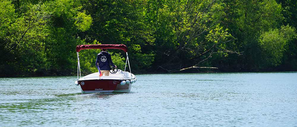 Ruta 1H a Meaux: este curso le permitirá navegar por todo el Parc Naturel du Pâtis